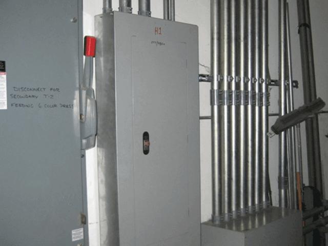 J.E.C. Commercial Electrician Services Orange County