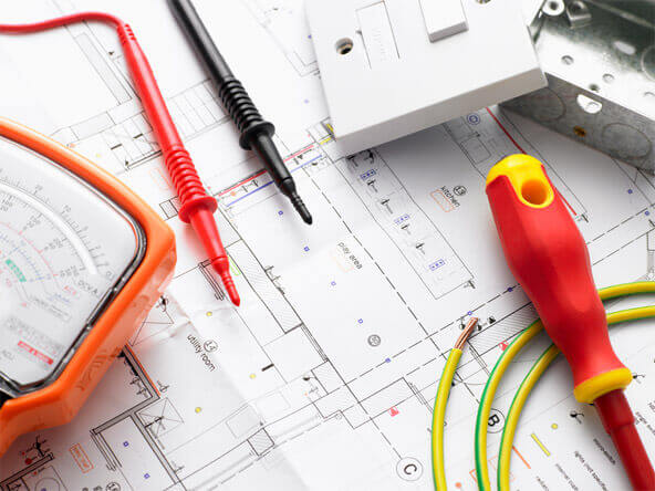 Electrical installation services orange county
